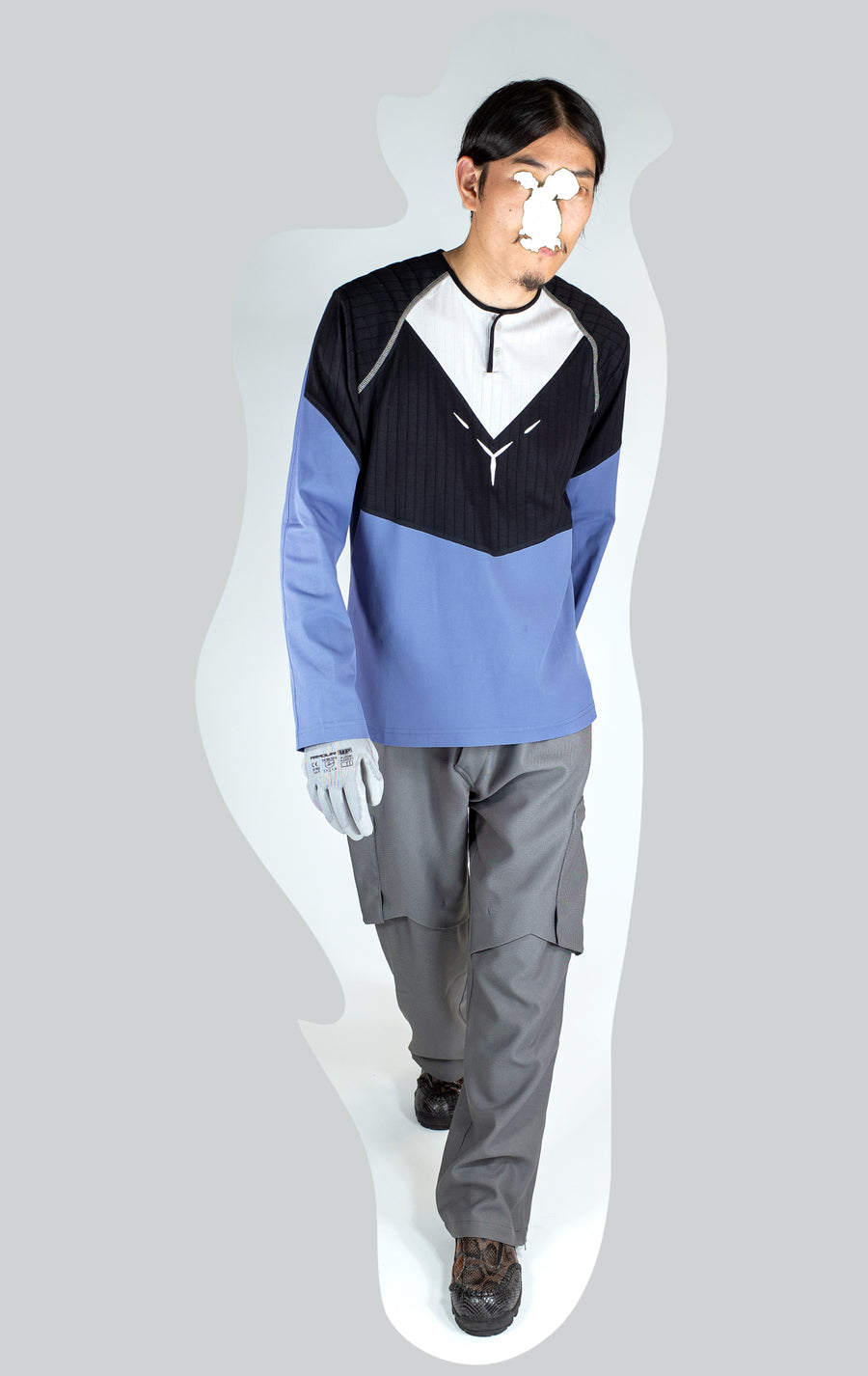 00092020 KENNETH TOP LS BLUE