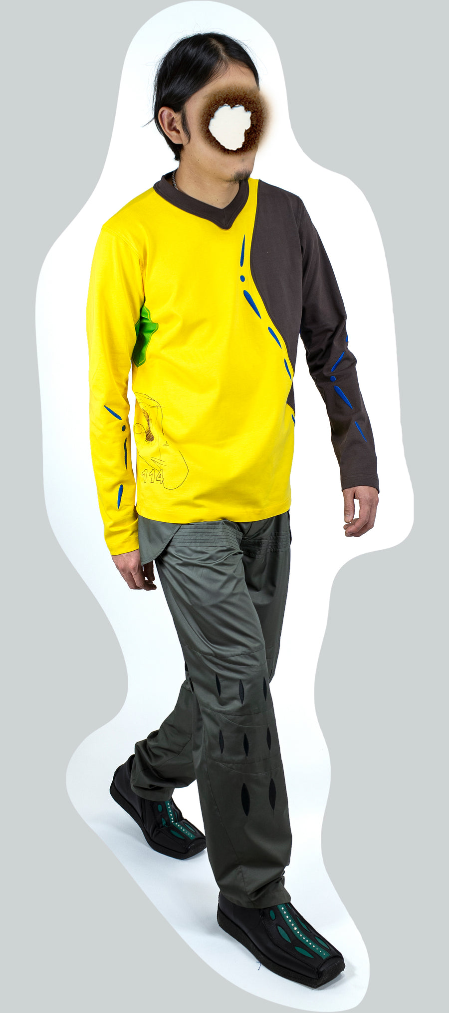 00092020 ARCHERY LS SOLAR YELLOW