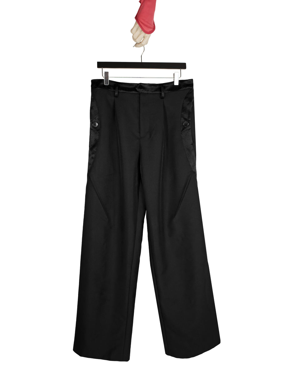 00082020 ARISTIDES WIDE TROUSERS
