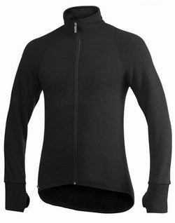 FR Turtleneck Sweater w/Full Zipper 400 g/m2-Woolpower-Big River Outdoors