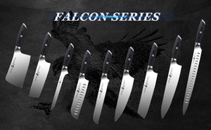 Update Your Knives with 10% OFF - Falcon Series New Series Release