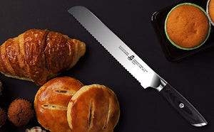Best Serrated (Bread) Knives & More Ways Cuting