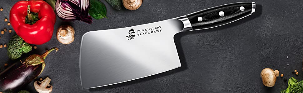 Heaviest Knife of Kitchen Knives - Bone Chopper 6''