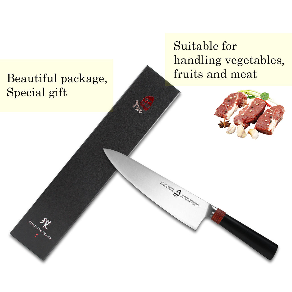 Tuo Cutlery 8-inch Chef's Knife