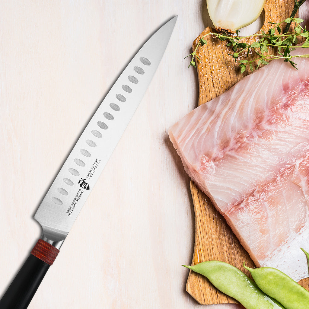 TUO CUTLERY-RING LITE-Slicing Knife 9''