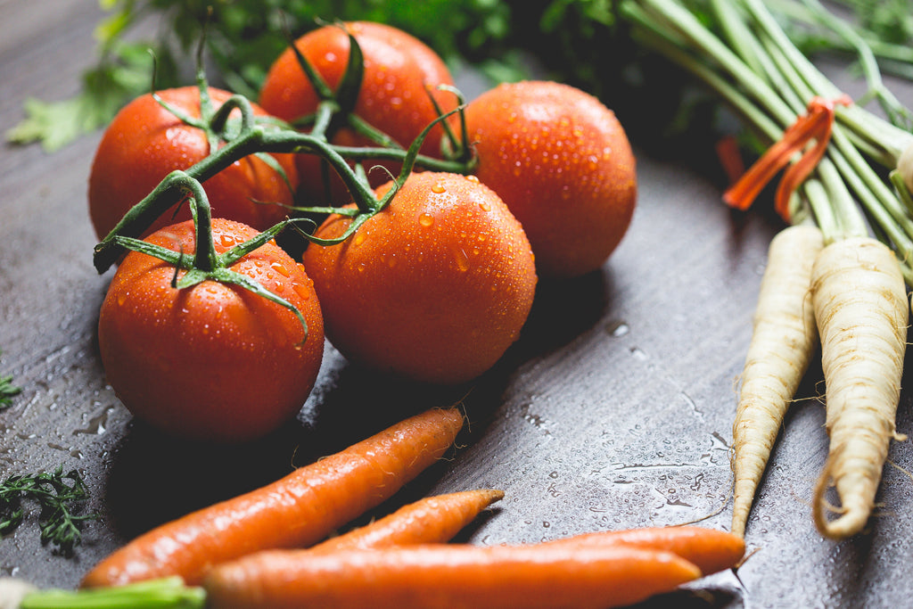 Tomato,  Carrot, Cook, Ingredients, Foode