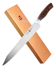 Load image into Gallery viewer, TC0728 Sujihiki Slicer 12""