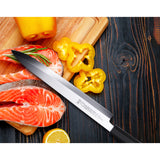 TC0901 Single-Edge Sushi Knife 8.25""