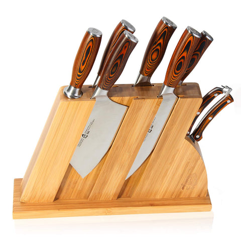 TC0714 8-PCS Kitchen Knives Set