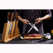 Load image into Gallery viewer, TC0714 8-PCS Kitchen Knives Set