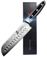Load image into Gallery viewer, TC1206S Santoku 7""