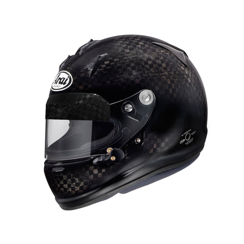 Racelite Optics - Racelite Designs Shield Tearoff Identifier - Arai Helmets GP-6RC Zylon