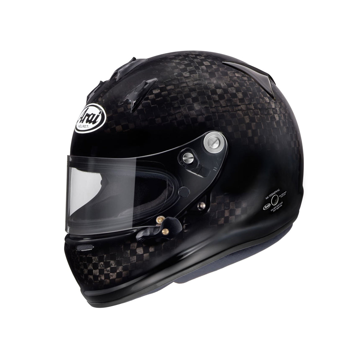 Racelite Optics Arai Helmets GP-6RC Shield Tearoffs
