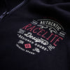 Racelite Designs Authentic Speedware Heritage Zip-Up Hoodie Detailed View