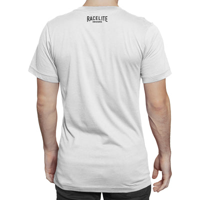 Racelite Designs Model Short Sleeve-Back-Model-View