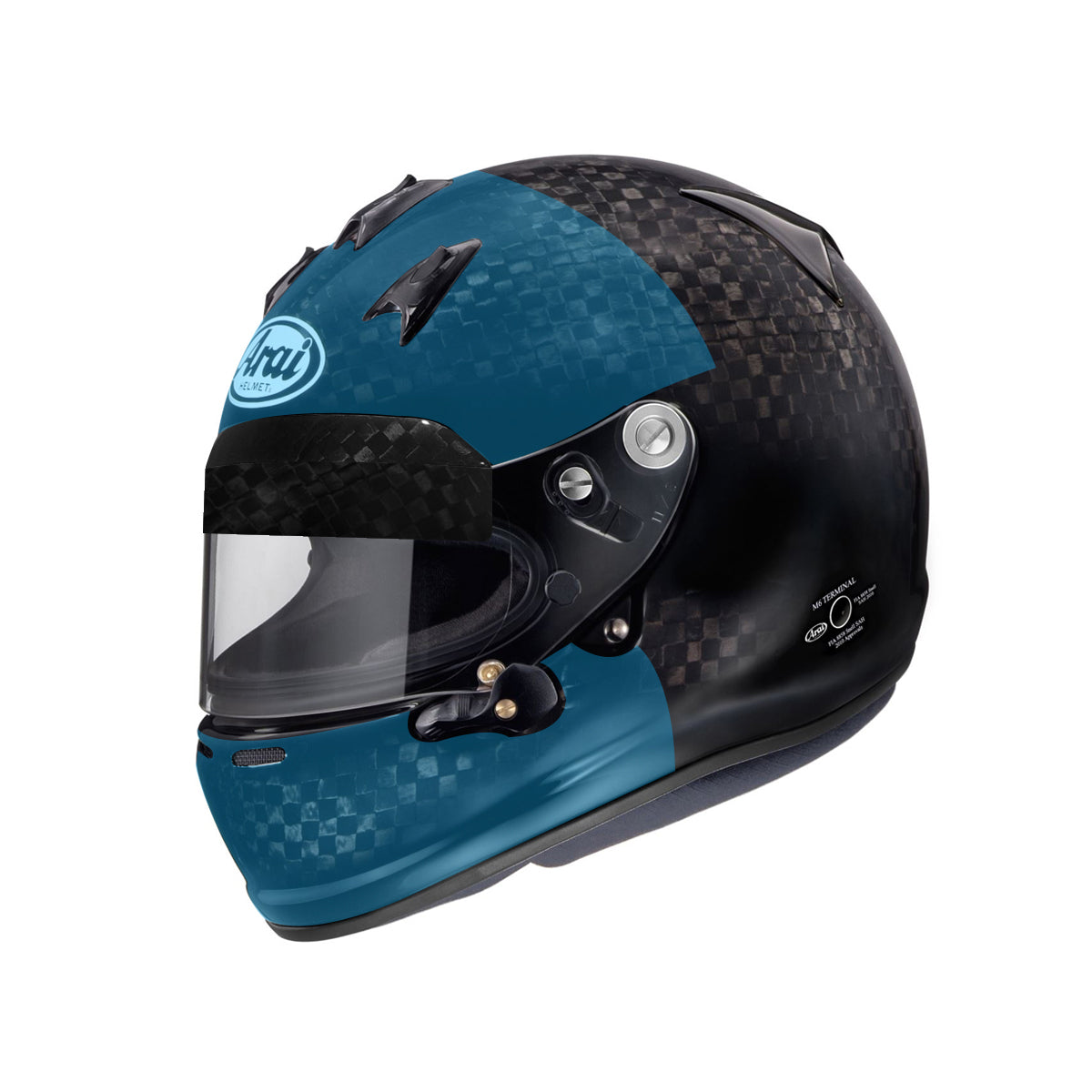 Racelite Designs Transparent Helmet Protection Kit Product View 1