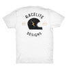 Racelite Designs Helmet Short Sleeve Back