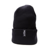 Racelite Designs Stealth Black Beanie Side View