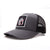 Racelite Designs Lightning Bolt 6 Panel Hat Side Angle Product View 1