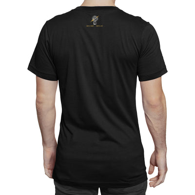 Racelite Designs Not For The Fainthearted Short Sleeve Back Model View