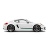 Racelite Designs Porsche Cayman 981 Classic Stripe Kit Gloss-Green-View 1