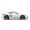 Racelite Designs Porsche Cayman 981 Classic Stripe Kit Gloss-Blue-View 1
