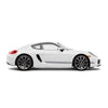 Racelite Designs Porsche Cayman 981 Classic Stripe Kit Gloss-Metallic-Silver-View 1