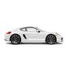 Racelite Designs Porsche Cayman 981 Classic Stripe Kit Gloss-White View 1