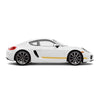 Racelite Designs Porsche Cayman 981 Classic Stripe Kit Gloss-Yellow-View 1