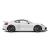 Racelite Designs Porsche Cayman GT4 Classic Stripe Kit Gloss White