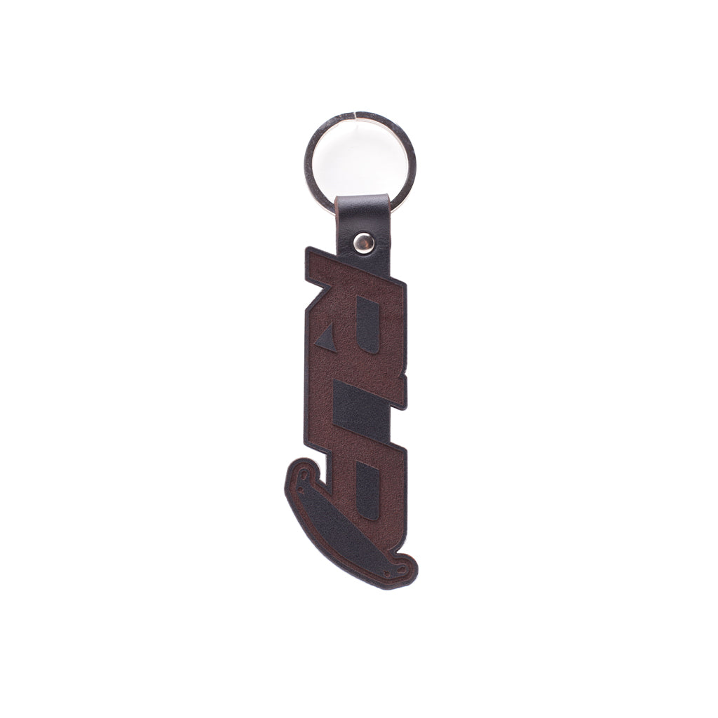 Racelite Designs Visor Etched Keychain Product View 1