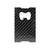 Racelite Designs Carbon Credit Card Holder - Bottle Opener - Product View 3