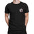 Racelite Designs Shell Shock Short Sleeve Front Model View