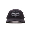 Racelite Designs Authentic Speedware Woven Patch 6 Panel Hat Product View 2