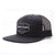 Racelite Designs Authentic Speedware Black Flat Brim Side View