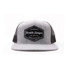 Racelite Designs Authentic Speedware Flat Brim Front View