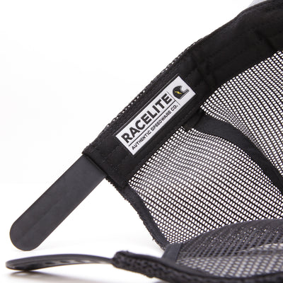 Racelite Designs Authentic Speedware Flat Brim Detailed View