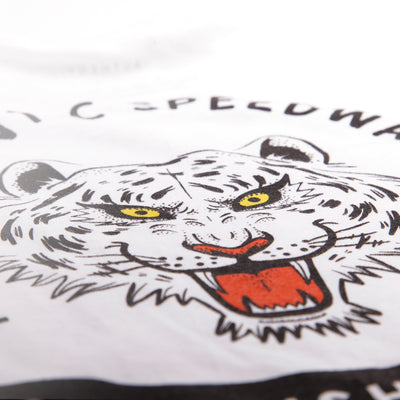 Racelite Designs Authentic Speedware Tiger Long Sleeve Detailed View