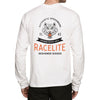 Racelite Designs Authentic Speedware Tiger Long Sleeve Back View