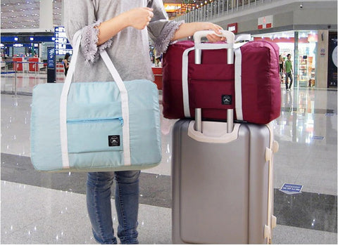 Wow Jewelry Shop _Waterproof Sports Travel Foldable Bags