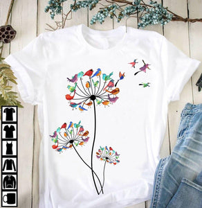 Free as a Bird T-shirt 10