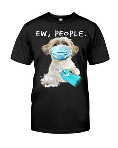 Shih Tzu Ew People Classic T-Shirt