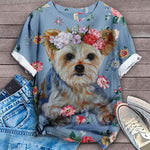 Yorkshire Terrier Lovely Cutie T-SHIRT