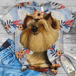 Yorkshire Terrier Lovely Cutie T-SHIRT 3