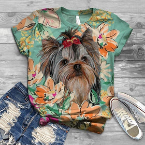 Yorkshire Terrier Lovely Cutie T-SHIRT 6