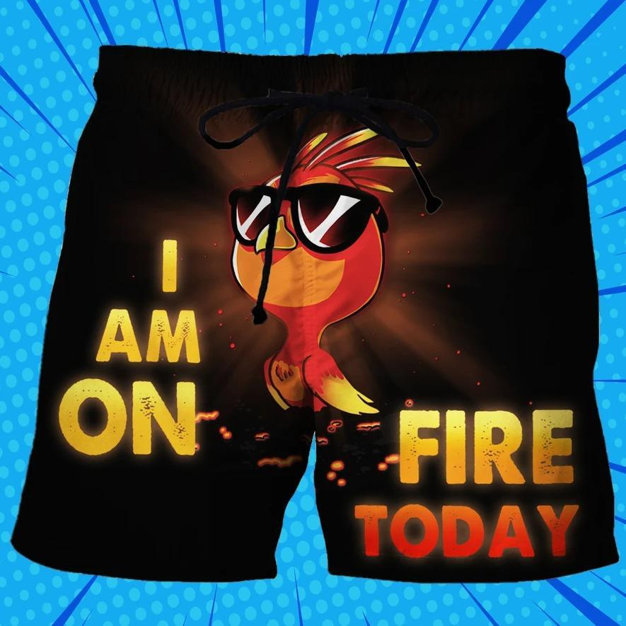 I'm On Fire Today