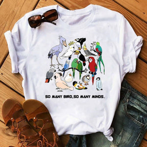 Free as a Bird T-shirt 5