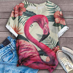 Flamingo Lovers Classic T-Shirt 24