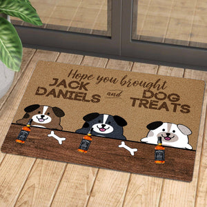 Welcome to Wine and Dogs Club Doormat 5