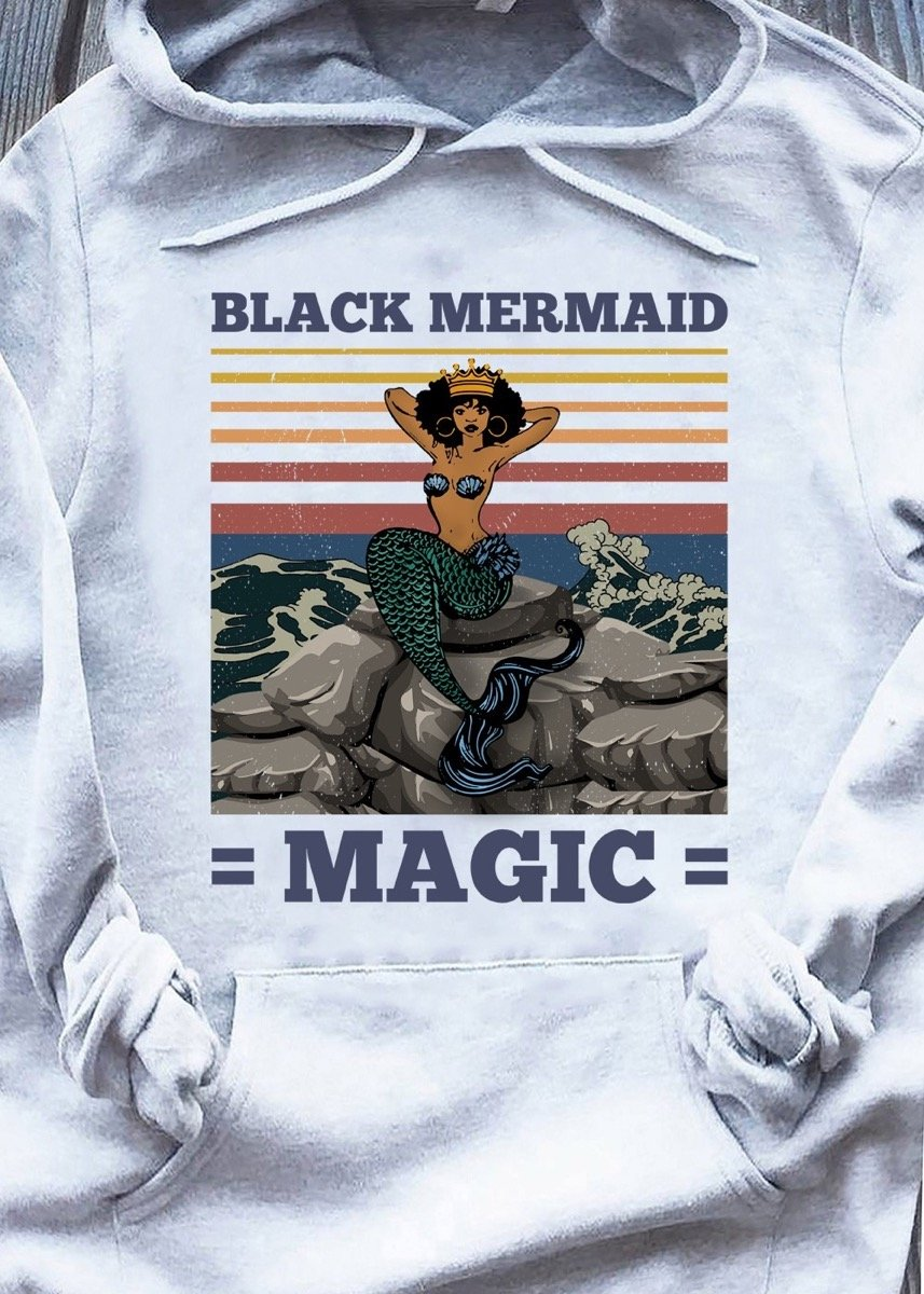 Black mermaid Magic